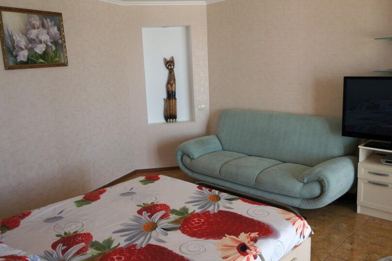 2-комн. квартира, 51 кв.м. на 4 человека, Алупкинское шоссе, 12, Курпаты, Ялта - Фотография 6