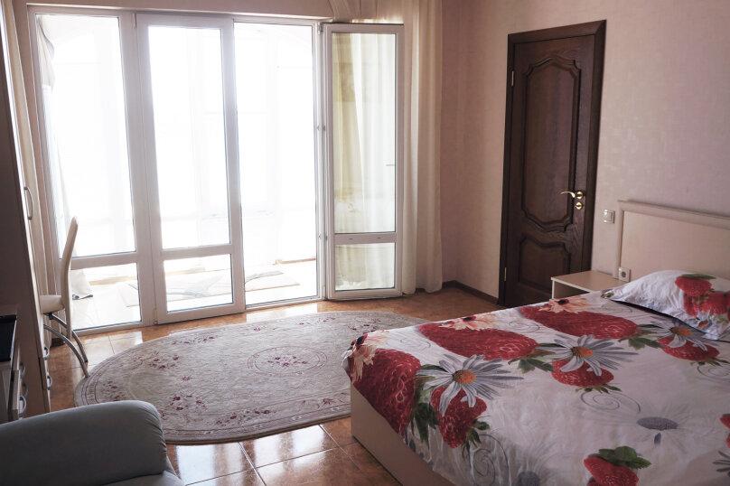 2-комн. квартира, 51 кв.м. на 4 человека, Алупкинское шоссе, 12, Курпаты, Ялта - Фотография 7