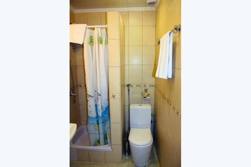 2-комн. квартира, 51 кв.м. на 4 человека, Алупкинское шоссе, 12, Курпаты, Ялта - Фотография 11