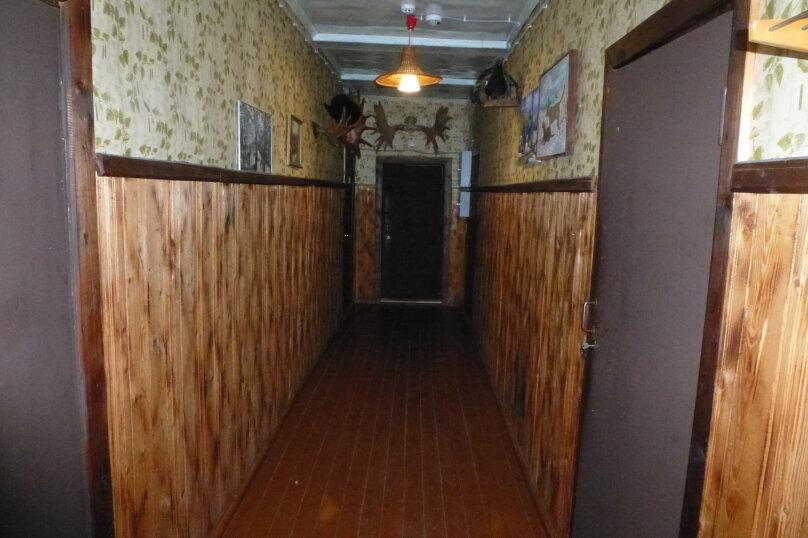 Дом охотника, 110 кв.м. на 6 человек, 2 спальни, Бобровец, Центральная, 4, Андреаполь - Фотография 8