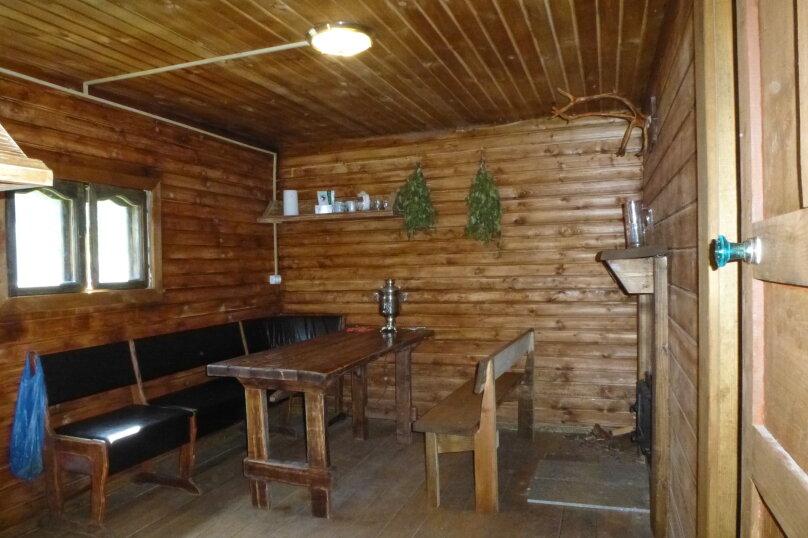 Дом охотника, 110 кв.м. на 6 человек, 2 спальни, Бобровец, Центральная, 4, Андреаполь - Фотография 17