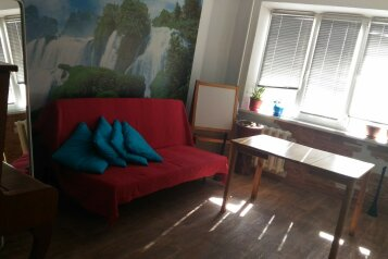 2-комн. квартира, 46 кв.м. на 4 человека, улица Репина, 3, Волгоград - Фотография 1