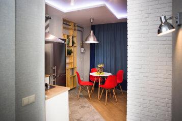 1-комн. квартира, 36 кв.м. на 4 человека, улица Карла Маркса, 79, Туапсе - Фотография 1