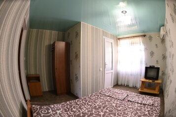 2-х. комнатный на 6 человек  санузел в каждой комнате, 50 кв.м. на 6 человек, 2 спальни, ул. Озен-бою пер3, 1, Морское - Фотография 4