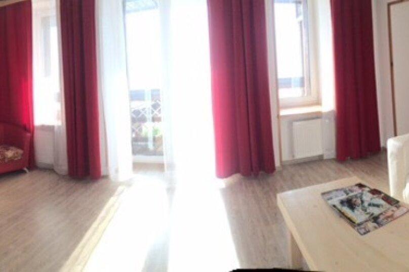 Двухкомнатный Люкс с видом на Ладогу, Урочище Обжанки, 1, Олонец - Фотография 7