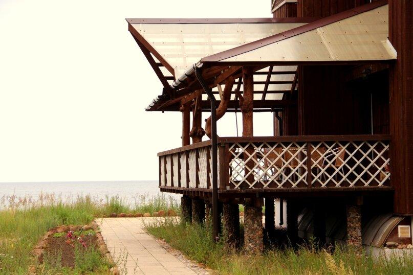 Двухкомнатный Люкс с видом на Ладогу, Урочище Обжанки, 1, Олонец - Фотография 14