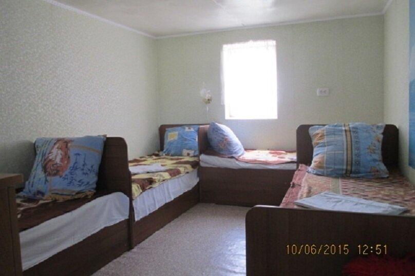 4х-местная комната, Центральная улица, 59, Новоотрадное - Фотография 1
