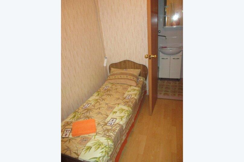 Полулюкс 2-ух местный, улица Майора Жукова, 54, Витязево - Фотография 1