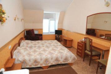 1-комнатный 2-х местный +:  Номер, Стандарт, 3-местный (2 основных + 1 доп), 1-комнатный, Гостиница, Земская улица, 8 на 18 номеров - Фотография 3