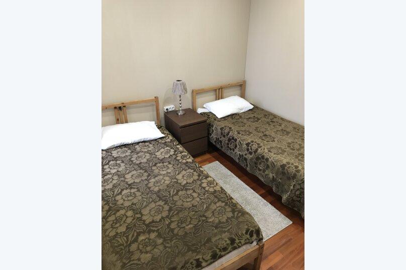 Двухместный номер с двумя отдельными кроватями., Посланников переулок, 18 стр.1, Москва - Фотография 1