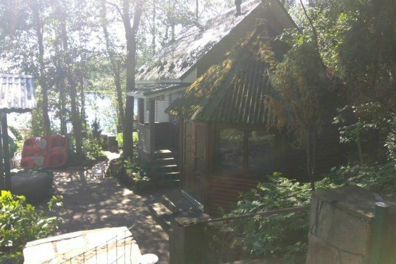 Дом № 2 (2-3 спальных места), деревня Заборки, 1, Осташков - Фотография 1