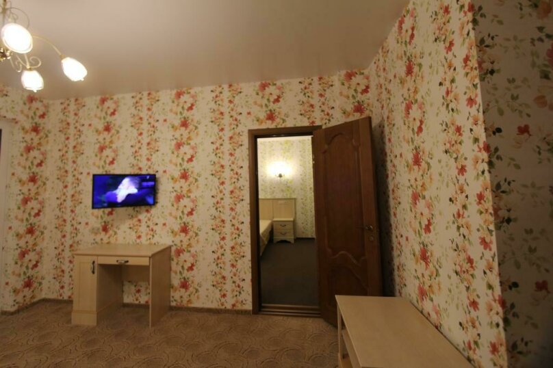 4-х местный номер люкс, Эстонская улица, 9/3, Эстосадок, Красная Поляна - Фотография 5