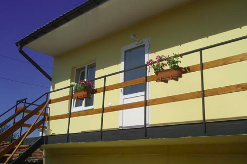 Дом, 50 кв.м. на 4 человека, 1 спальня, Водопроводный переулок, 17, Феодосия - Фотография 1