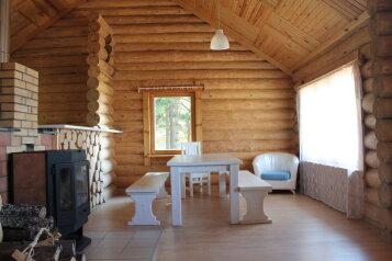 У Ладожского озера загородный коттедж на базе отдыха, 100 кв.м. на 8 человек, 2 спальни, Обжа, Урочище Обжанки, Олонец - Фотография 3