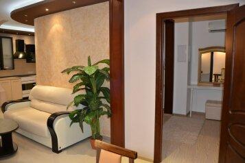 2-комн. квартира, 60 кв.м. на 6 человек, переулок Богдана Хмельницкого, Адлер - Фотография 4