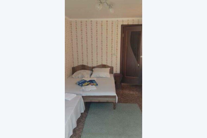 3-х-местный с 3-мя узкими кроватями, микрорайон Южный, 42А, Джубга - Фотография 2