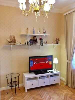1-комн. квартира, 34 кв.м. на 3 человека, улица Щербака, 17, Ялта - Фотография 1
