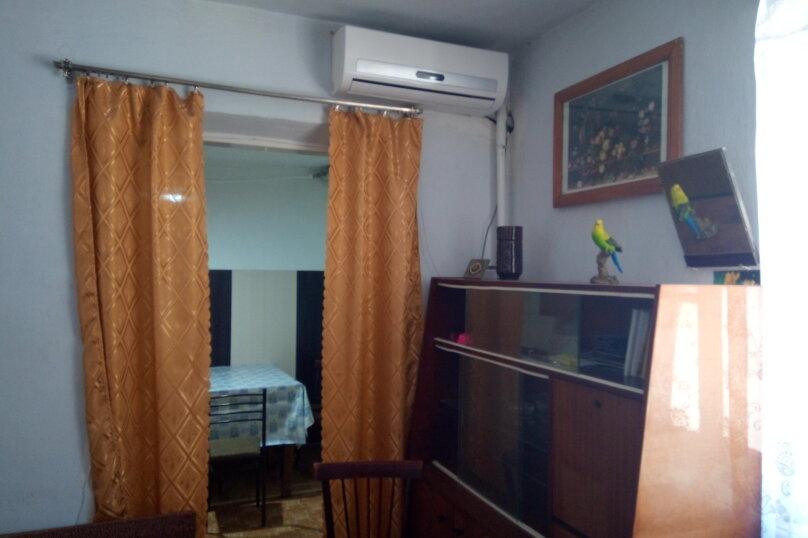 Пол дома, 50 кв.м. на 6 человек, 2 спальни, улица Шевченко, 282, Ейск - Фотография 10