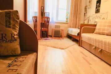 1-комн. квартира, 36 кв.м. на 4 человека, Багратионовский проезд, 8к1, Москва - Фотография 1