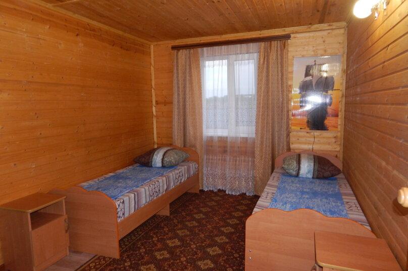 Двухэтажный деревянный дом, улица Коллективная, 232А, Должанская - Фотография 7