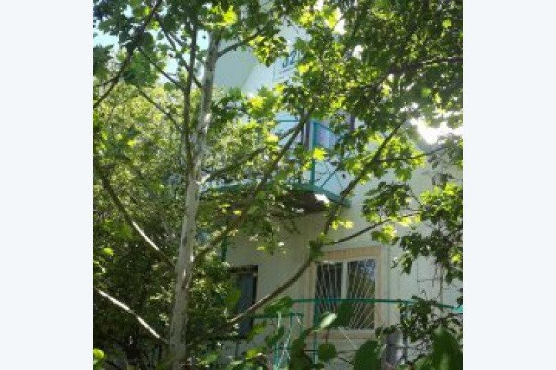 2-х местный номер на первом этаже с балконом, улица Челюскинцев, 109а, Севастополь - Фотография 2