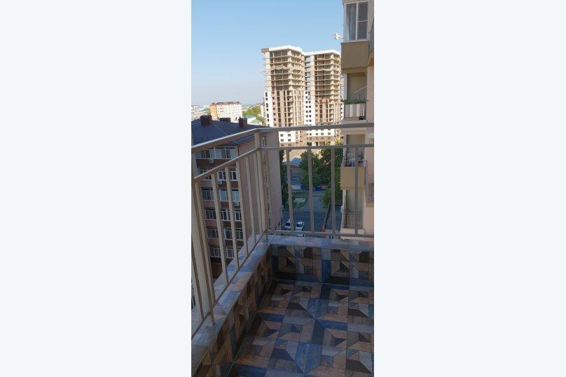 1-комн. квартира, 35 кв.м. на 4 человека, улица Лермонтова, 116к1, Анапа - Фотография 13