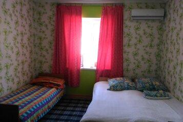 Бюджетный отдых дом под ключ, 65 кв.м. на 5 человек, 1 спальня, улица Ленина, 85, Кучугуры - Фотография 1
