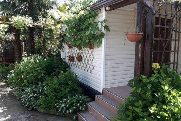 Дом длительно с октября по май, 36 кв.м. на 4 человека, 2 спальни, Енисейская улица, Нижнее Учдере, Сочи - Фотография 1