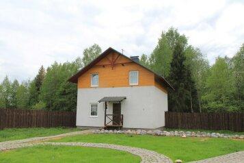 Коттедж, 145 кв.м. на 15 человек, 5 спален, Вайя, ул. Зеленая, 1 б, Гатчина - Фотография 1