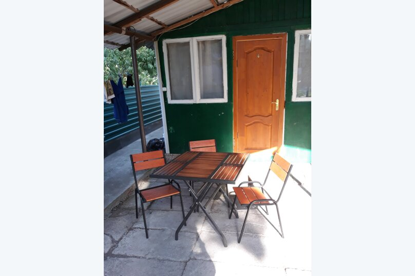 """Гостевой дом """"На Кипарисовой аллее 3"""", Кипарисовая аллея, 3 на 4 комнаты - Фотография 1"""