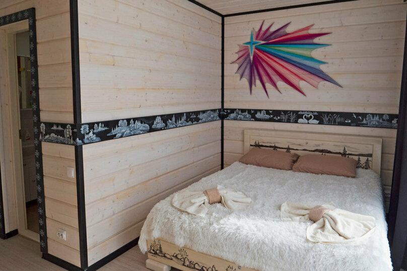 "Коттедж ""Полярная Звезда"", улица Вяйнямёйнена, 140 на 10 комнат - Фотография 25"