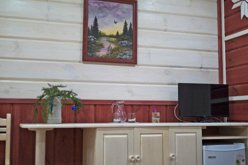 "Коттедж ""Полярная Звезда"", улица Вяйнямёйнена, 140 на 10 комнат - Фотография 39"