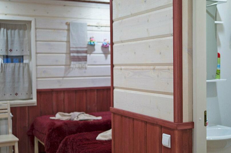 "Коттедж ""Полярная Звезда"", улица Вяйнямёйнена, 140 на 10 комнат - Фотография 40"