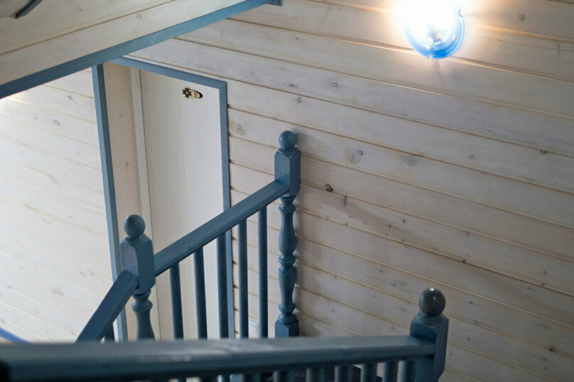 "Коттедж ""Полярная Звезда"", улица Вяйнямёйнена, 140 на 10 комнат - Фотография 14"