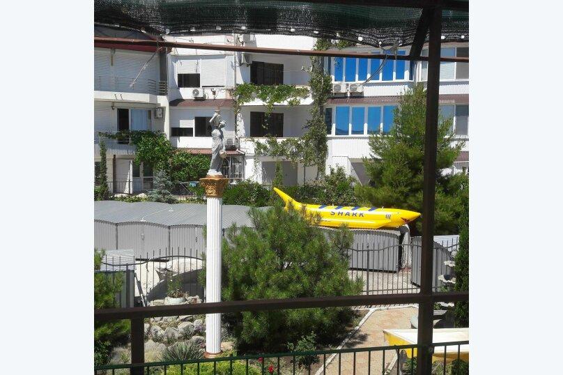 Эллинг, 100 кв.м. на 6 человек, 2 спальни, Судакское шоссе, Дельфин, Блок 5 Эллинг 17, Алушта - Фотография 2