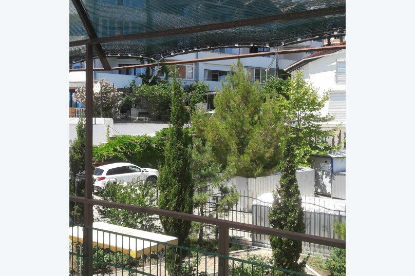 Эллинг, 100 кв.м. на 6 человек, 2 спальни, Судакское шоссе, Дельфин, Блок 5 Эллинг 17, Алушта - Фотография 3