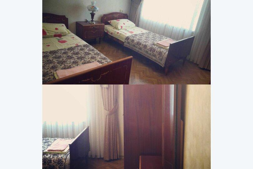 Эллинг, 100 кв.м. на 6 человек, 2 спальни, Судакское шоссе, Дельфин, Блок 5 Эллинг 17, Алушта - Фотография 14