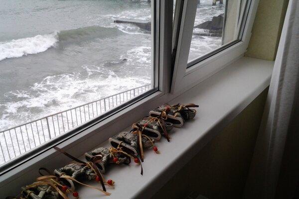 Таунхаус на берегу моря, 128 кв.м. на 6 человек,...