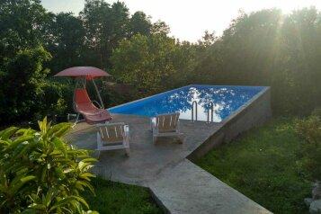 Дом с  бассейном., 60 кв.м. на 7 человек, 3 спальни, Греческая, Лазаревское - Фотография 1