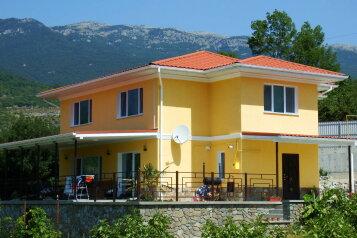 Дом у подножья Медведь горы, 200 кв.м. на 10 человек, 4 спальни, Табачная улица, Алушта - Фотография 1