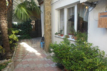Домик в центре Ялты с двориком, 40 кв.м. на 3 человека, 1 спальня, Кубанский переулок, 3, Ялта - Фотография 1