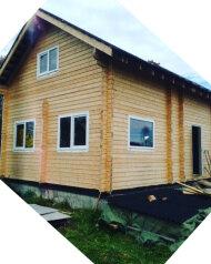 Дом, 80 кв.м. на 12 человек, 4 спальни, Центральная улица, 117А, Петрозаводск - Фотография 1