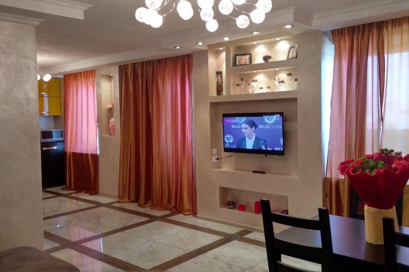 2-комн. квартира, 68 кв.м. на 4 человека, улица Николая Панова, 50, Самара - Фотография 7