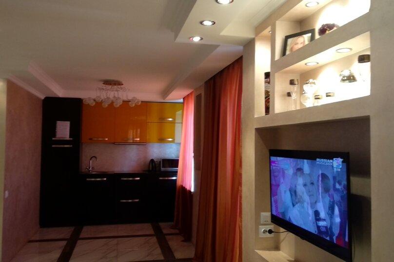 2-комн. квартира, 68 кв.м. на 4 человека, улица Николая Панова, 50, Самара - Фотография 8