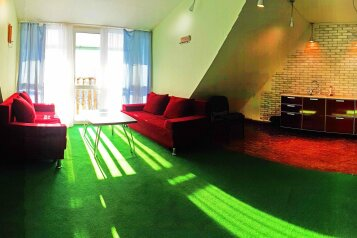 Коттедж Семейный с баней 8-10 чел, 90 кв.м. на 12 человек, 1 спальня, Липовая улица, 27, Тюмень - Фотография 1