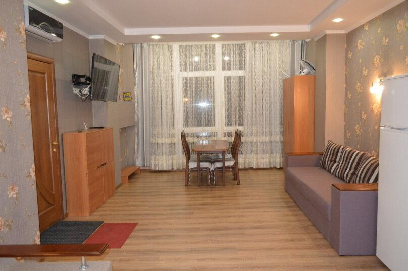 1-комн. квартира, 45 кв.м. на 5 человек, Северная улица, 43, Форос - Фотография 22