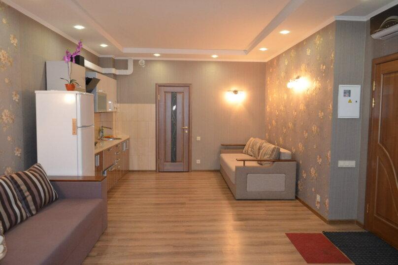 1-комн. квартира, 45 кв.м. на 5 человек, Северная улица, 43, Форос - Фотография 26