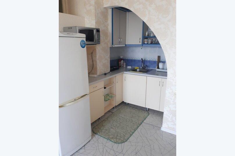 3-комн. квартира, 75 кв.м. на 6 человек, 4 км Судакского шоссе, корп 1, Алушта - Фотография 4