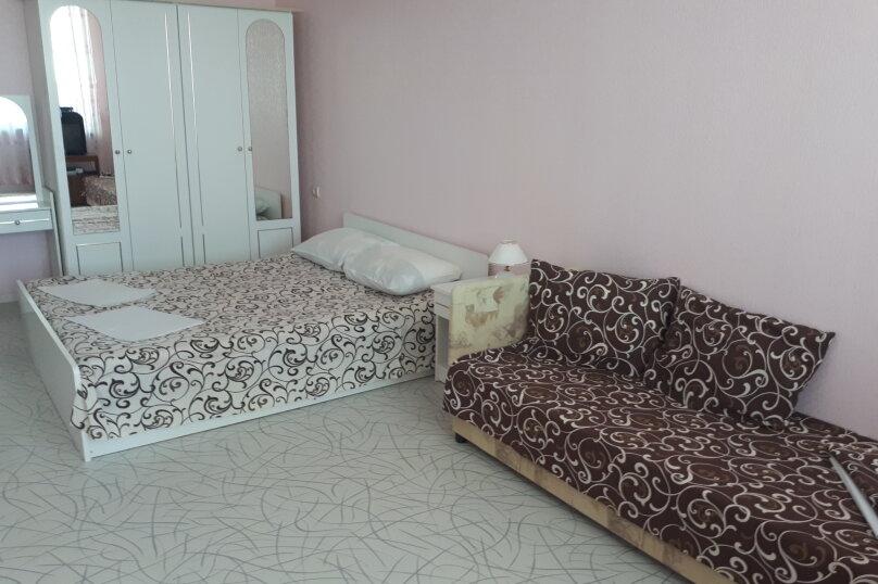3-комн. квартира, 75 кв.м. на 6 человек, 4 км Судакского шоссе, корп 1, Алушта - Фотография 8
