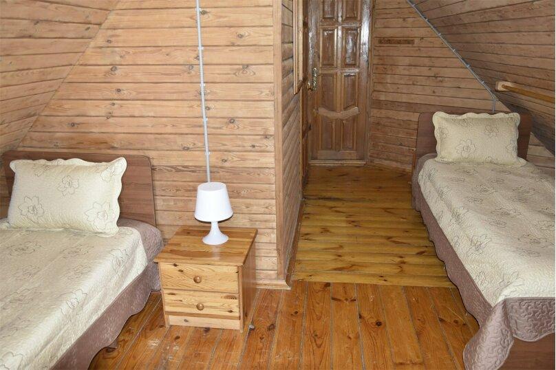 Двухместный номер с 2 отдельными кроватями, улица Пчеловодов, 59, Красная Поляна - Фотография 1
